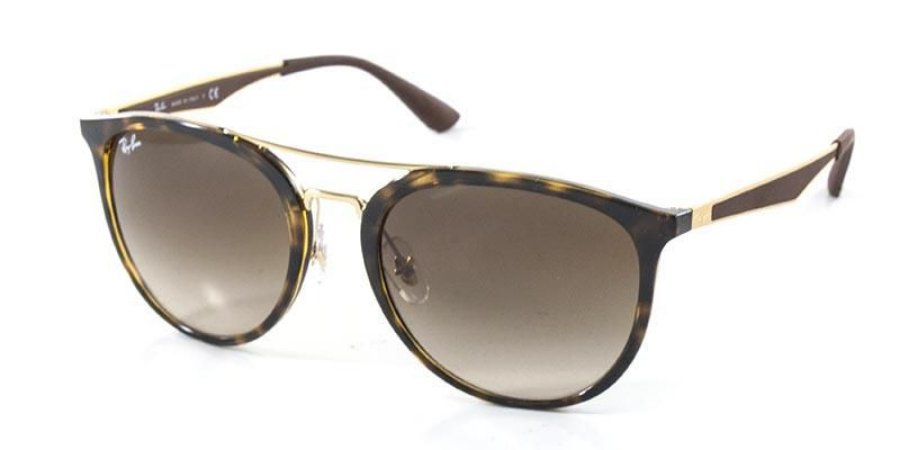 ead99cd9e Óculos de Sol Ray Ban RB4285 Tartaruga Marrom - Ray-ban - ÓTICAS ...
