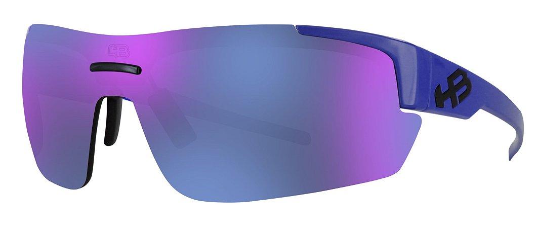Óculos HB Highlander 3B Royal Blue E Chrome