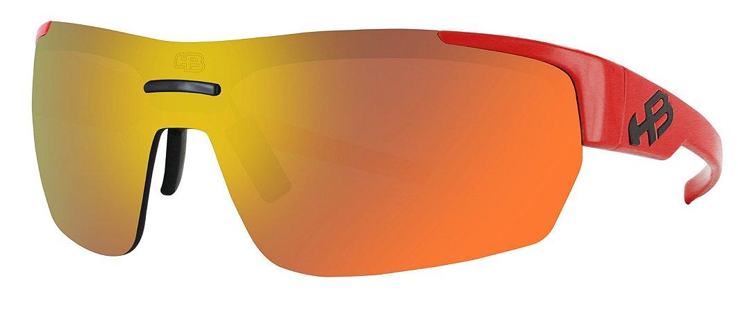 Óculos HB Highlander 3R Fire Red Chrome