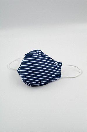 Máscara Mynd Listrinhas Azul Marinho