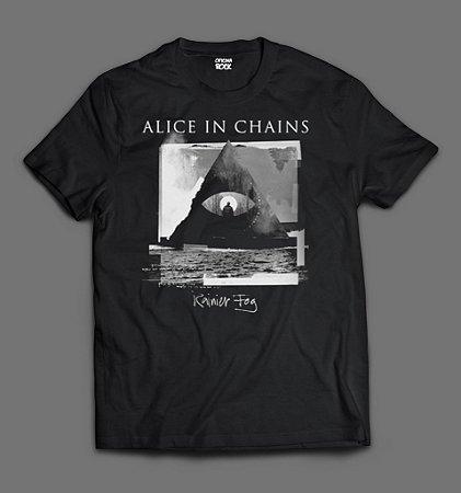 Camiseta - Alice in Chains - Rainier Fog.