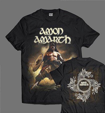 Camiseta - Amon Amarth - Berserker