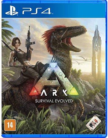Ark Survival Evold - PS4