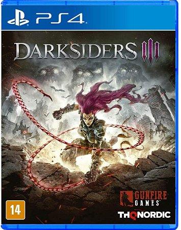 Darksiders III -PS4