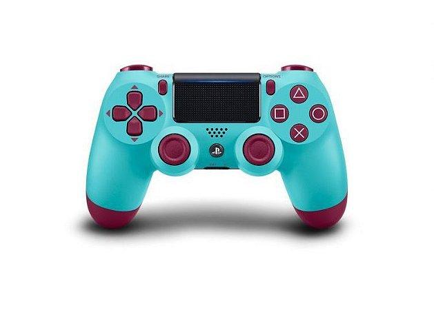 Controle Dualshock 4 - Berry Blue