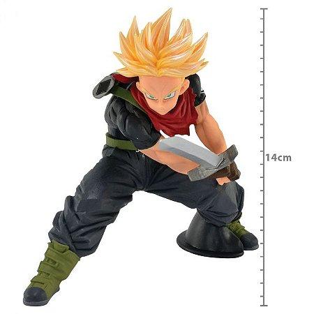 Figure Super Dragon Ball Heroes Transcendence Art Vol5 - Super Saiyan Trunks Ref: 30483
