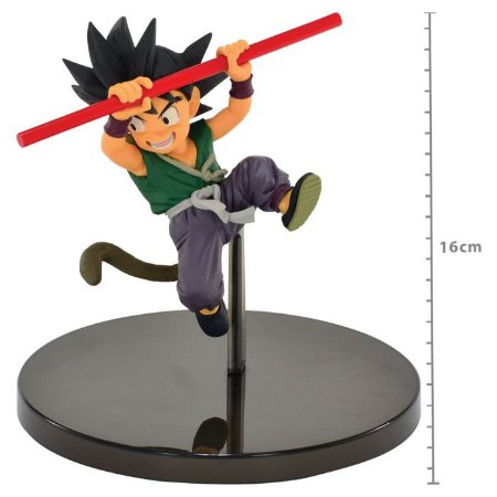 Figure Dragon Ball - Son Goku Ref.27809/27810