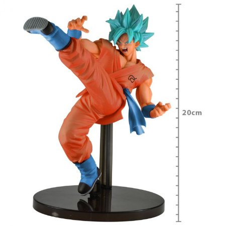 Figure Dragon Ball Super - Goku Blue Special Ref.27818/27819