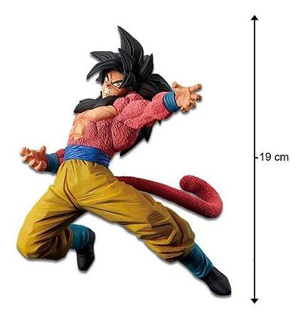 Figure Goku Super Saiyan 4 - Dragon Ball Super Son Goku Fes - Banpresto