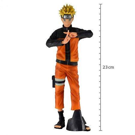 Figure Naruto Shippuden Grandista Nero Uzumaki Naruto Ref: 29691/29692