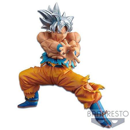 Figure Dragon Ball Super DXF The Super Warriors Special Goku (Ultra Instinct)