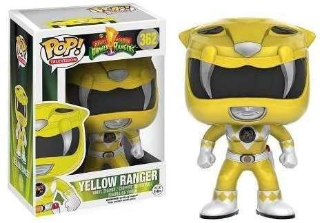 Funko Power Rangers - Yellow   889698103107