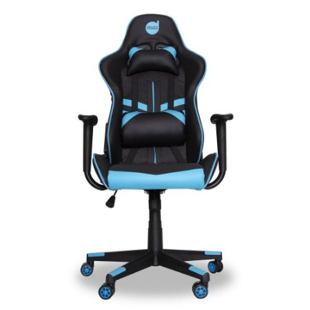 Cadeira Gamer Prime  - X Preto/ Azul