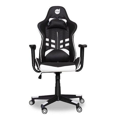 Cadeira Gamer Prime - x Preto/Branco