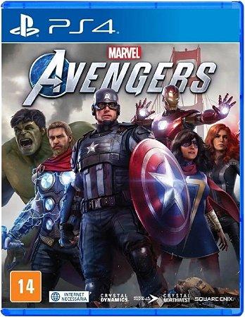 Maverls Avengers - PS4