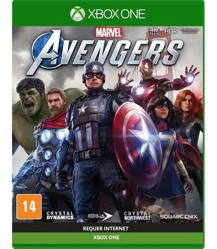 Maverls Avengers - Xbox One