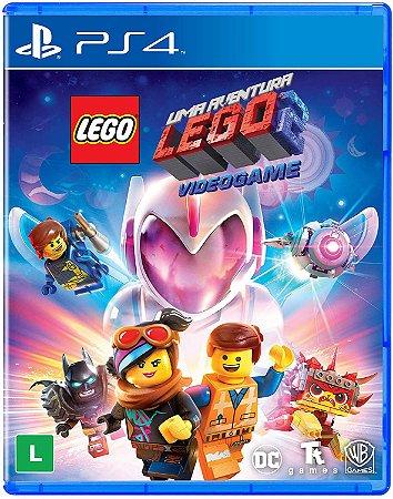 Lego Uma Aventura Lego 2 VideoGame - PS4