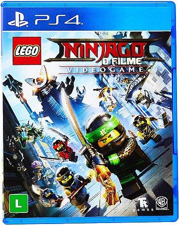 Lego NinjaGO o Filme  - PS4