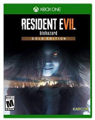 Resident Evil 7 Gold Edition - XONE