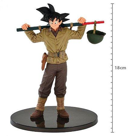 Figure Dragon Ball z - Goku - World Colosseum2 Ref:34608/34609