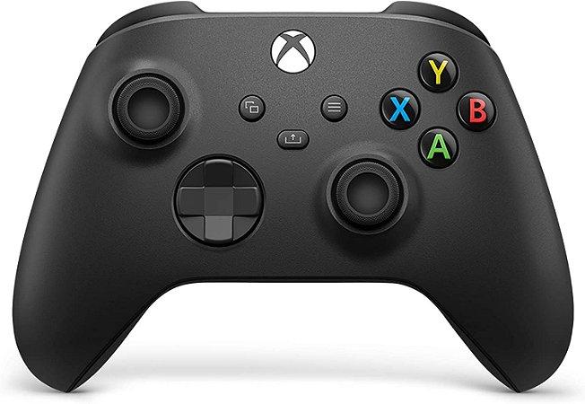 Controle Sem Fio Xbox Series - Preto