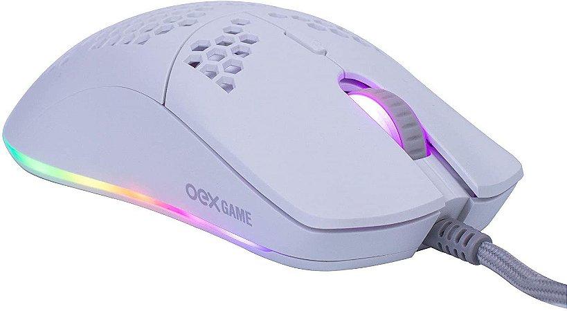 Mouse Dyon-X Branco - MS322S