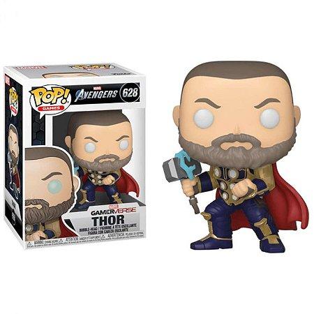 Pop! Marvel: Avengers Game - Thor (stark Tech Suit) - #628