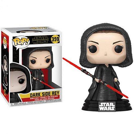 Pop! Star Wars -* Ascensao de Skywalker - Dark Side Rey #359
