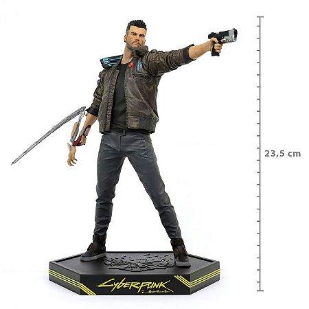 Figure Cyberpunk 2077- Male V