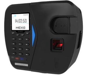 Relógio De Ponto Eletrônico Biométrico Henry Hexa