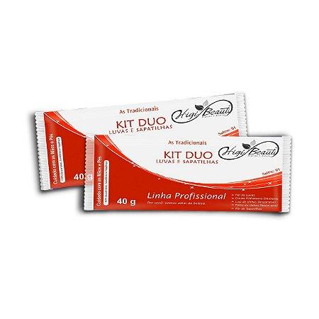 Kit Manicure e Pedicure Duo - 50 unidades