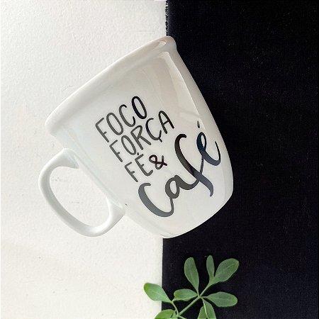 Força Fé Foco Café