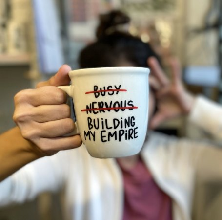 Busy Nervous Building My Empire