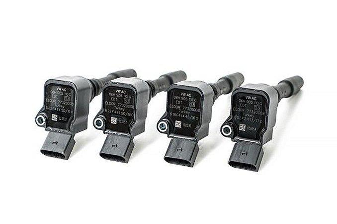 Jogo de Bobinas Audi RS3 upgrade para GTI MK7 A3 S3 06H905110L