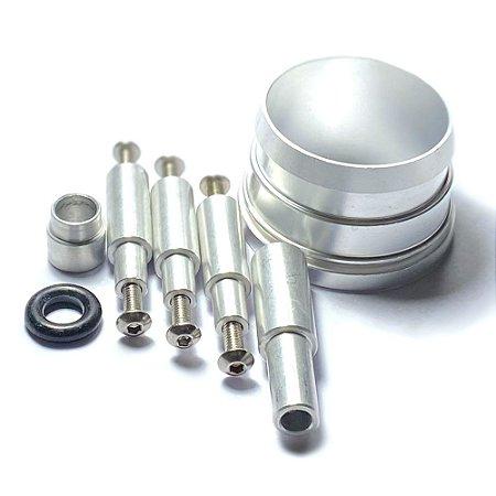 Kit Instalação MoreBoost Bomba de Baixa Walbro MQB GTI MK7, JETTA GLI, AUDI A3, S3, etc