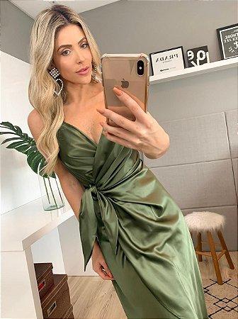Vestido Lola - Verde