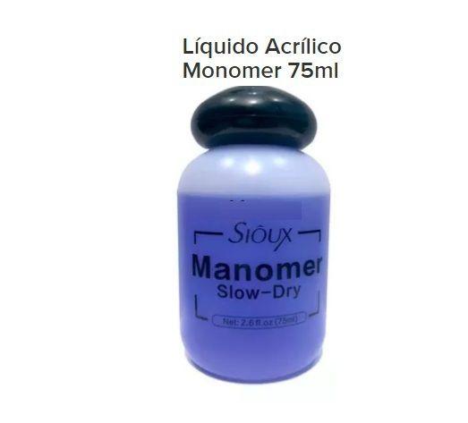 Monomer Líquido Acrílico P/ Unhas
