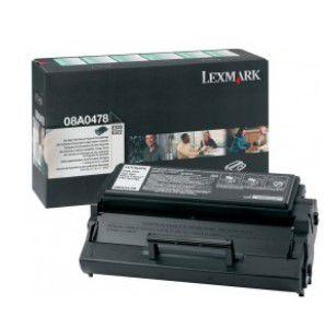 Cartucho Toner Lexmark Optra E322 (6K) - 08A0478