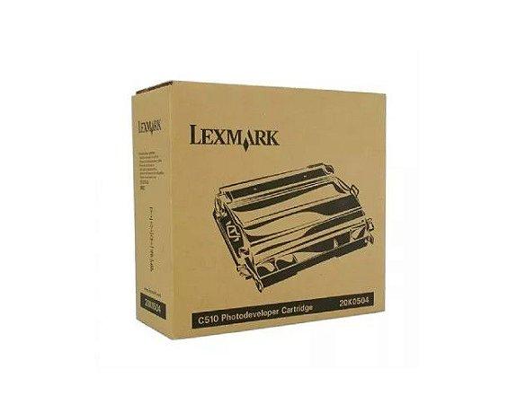 Kit Fotorevelador Original Lexmark C510  20k0504