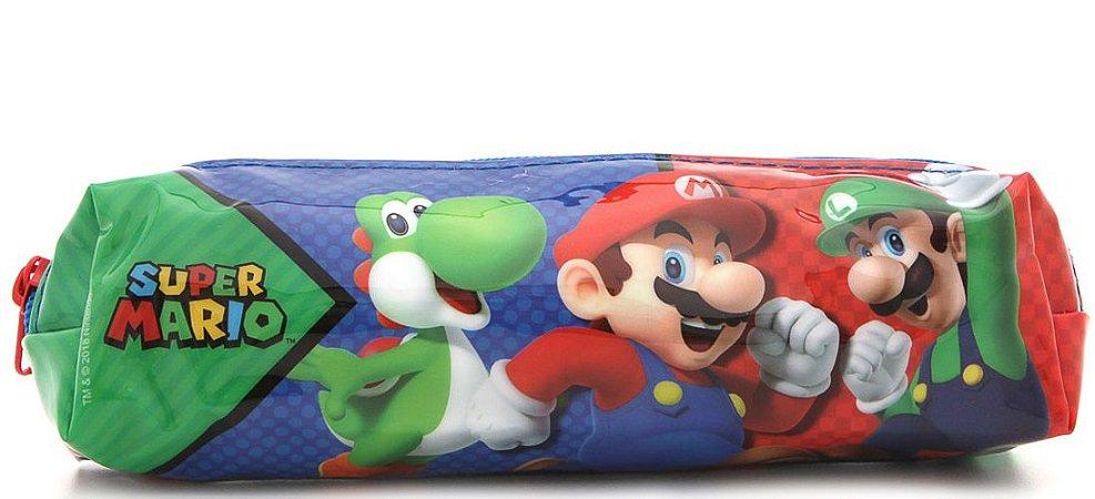Estojo Super Mario