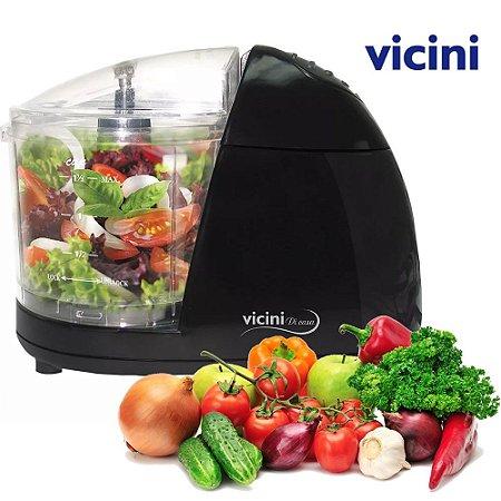 Mini Processador De Alimentos Tritura, Mói Pica Vicini 110V