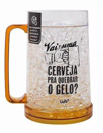 Caneco Vai Uma Cerveja Pra Quebrar O Gelo