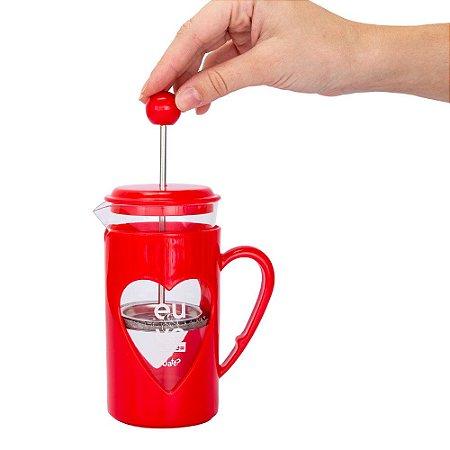 Bule Prensa de Café Definição de Amor