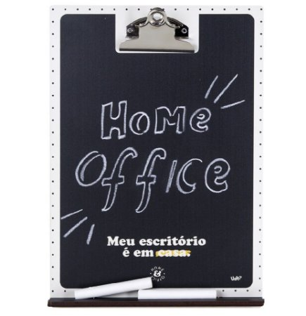 Prancheta Multiuso com Giz Home Office