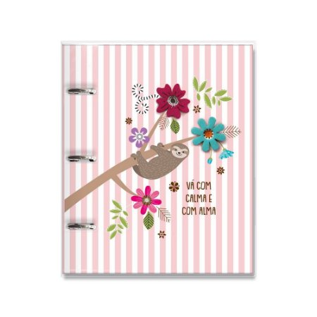 Caderno Argolado