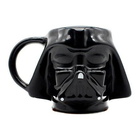 Caneca Formato 3D Darth Vader