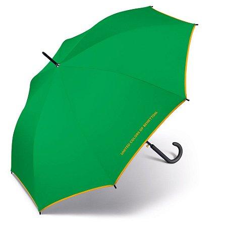 Guarda-chuva Longo Automático United Colors | Benetton