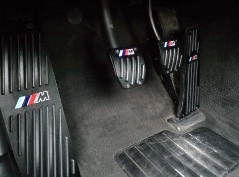 Pedaleiras esportivas BMW ///M