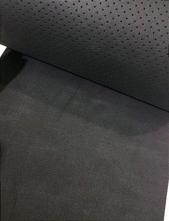 Placa Dupla Camada PRETO -  PodoConfort 3,5mm