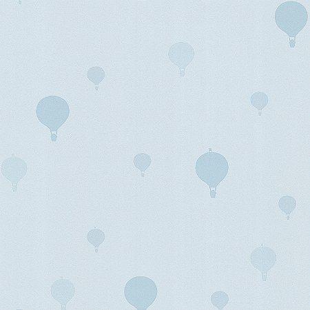 Papel De Parede De Balão Azul